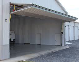 bi fold garage doorsBifold Doors  Hangar Doors  Hydraulic Doors  Schweiss Doors