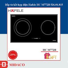 Bếp từ kết hơp điện Hafele HC-M772B 536.01.815 | Phụ kiện Bếp Thành Đạt