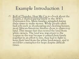family history introduction essay example edu essay