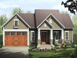 house plans small craftsman bungalow single story