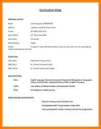 How To Write A Curriculum Vitae Classy 28 How To Write Cv Example Emt Resume Zasvobodu