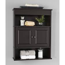 attractive bathroom wall cabinets chapter bathroom wall cabinet espresso ocvpl