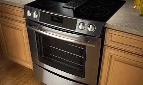 frigidaire stove top design