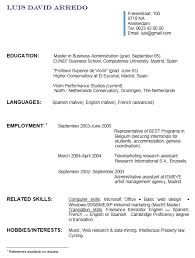 Resume Tips To Apply For International Internships - Bestprograms