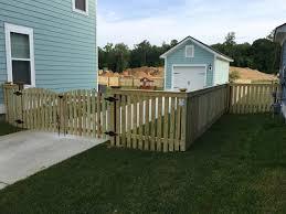 Charleston Fence Residential Fences