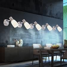 set of 2 rgb led wall mounted lights with moving glass spot neptun bild 12