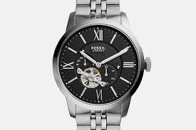 fossil watches for up to 27% off lazada stainless steel