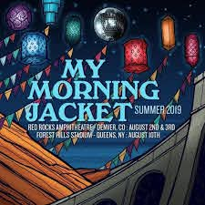 my morning jacket announce return from