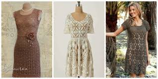Crochet Pattern Charts Free Add Spice To Your Wardrobe With Crochet Dress Patterns