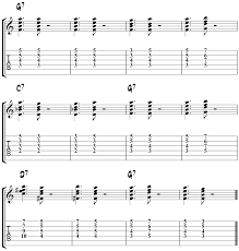 Blues Chords Guitar Chart How To Play Jazz Blues Chords Progressions Shapes And