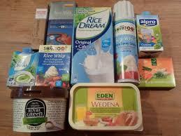 Koemelkallergie producten