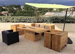 wooden pallet outdoor furniture. Pallet Patio Furniture Wooden Outdoor L