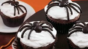 halloween spider cupcakes. Brilliant Spider Black And White Spider Cupcakes With Halloween I