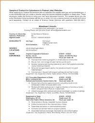 Sample Resume Builder Usa Jobs Sample Resume Job Resume Builder Outline Format In Jobs Usa 40