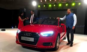 new car launches audiLIVE  Audi A3 launch Updates Launched in India at INR 305 Lakh