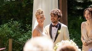 Taner Ölmez ile Ece Çeşmioğlu evlendi Haberler