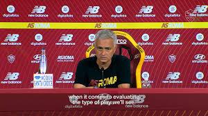 AS Roma - 🎙️ La conferenza stampa di José Mourinho in vista di  Roma-Trabzonspor