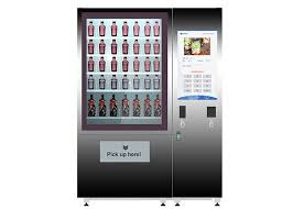 Vending Machine Card Payment Inspiration Custom Salad In A Jar Vending Machine Coin Bill Card Payment Healthy