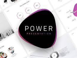 Ppt Template Cool Power Free Minimal Powerpoint Template By Pixel Surplus Dribbble