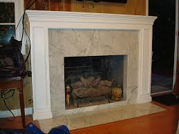 image of custom fireplace mantels solid