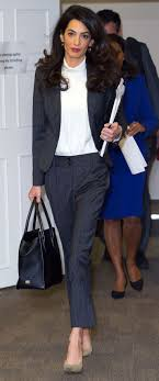 best ideas about interview attire women and since she s a professor lawyer activist and all around great human you can bet her wardrobe is rife serious work wear inspo