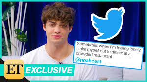 🤔 last year was quite the breakout year for it's safe to say centumblr and his ~deep and cringeworthy tweets are here to stay.for now. Noah Centineo Reads His Most Romantic Tweets Youtube