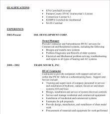 entry-level-hvac-resume