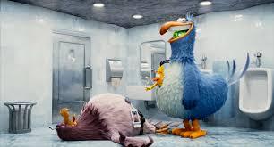 Bầy Chim và Lũ Lợn liên minh đối phó Đại Bàng trong Angry Birds 2