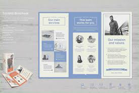 Tri Fold Brochure Template Free Microsoft Word 2010 Ms 2013