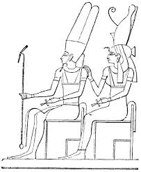 Small Picture Coloring Pages Ancient Egypt Jackal Coloring Page Free Printable