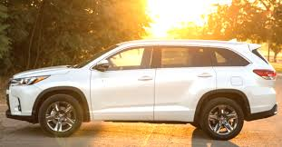 2018 toyota highlander limited. exellent 2018 2018 toyota highlander hybrid limited platinum v6 review to toyota highlander limited