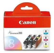 Купить <b>Картридж CANON CLI-8C</b>/M/Y, голубой / пурпурный ...