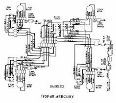 wiring diagram for 1959 ford f100 the wiring diagram mercury 1959 1960 windows wiring diagram all about wiring diagrams wiring diagram