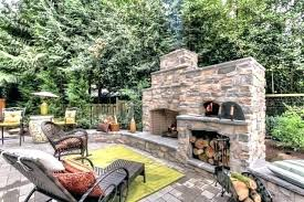 outdoor fireplace brick oven combo pizza kits indoor home decor ideas for living room mobile diy fireplace plans outdoor pizza oven
