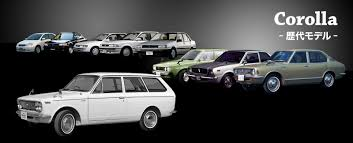 TOYOTA COROLLA | Japanese used car exporter EVERY BLOG