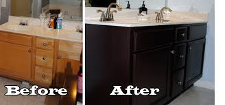 painting bathroom cabinets with spray paint looksisquare com