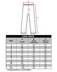 Adidas Chest Protector Sizing Chart Size Charts Spennergy Sports