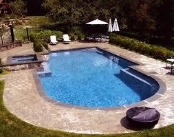 Cool Guitar In Ground Swimming Pool Design Ceramic Tile Natural ...