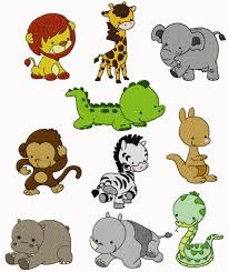 cute zoo animals clipart. Beautiful Animals On Cute Zoo Animals Clipart R