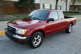 2000 Toyota Tacoma SR5 Extended Cab pickup Truck , 4 cylinder, Automatic