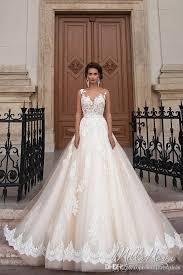 discount vintage arabic princess milla nova wedding dresses lace