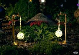full size of solar wall lights bq outside outdoor garden lighting alluring step by l for