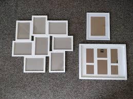 white photo frames ikea asda