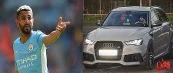 رياض محرز ممنوع من قيادة سيارته في إنجلترا والسبب ؟! | وطن يغرد خارج السرب