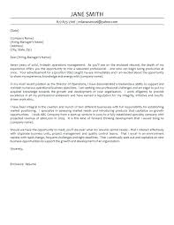 Examples Of Good Cover Letters For Resumes Examples Of Good Cover