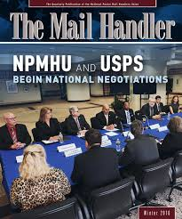 The Mail Handler Magazine Winter 2016 By National Postal Mail