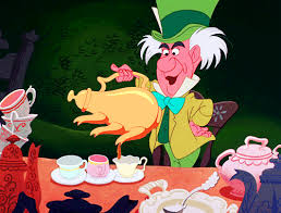 Image result for Disney character drinking tea gif
