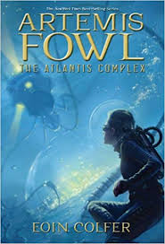 artemis fowl the atlantis plex eoin colfer 9781423129721 books amazon ca