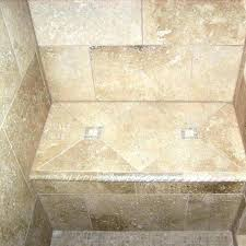 granite shower bench stone slab r bench tile ideas with granite wall and flooring plus white