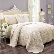 full size of bedspread madison park quebec piece bedspread set king ivory coverlet for size